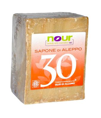 Sapone di Aleppo_Nour_Cosmetici Bio_La Casa di Terra
