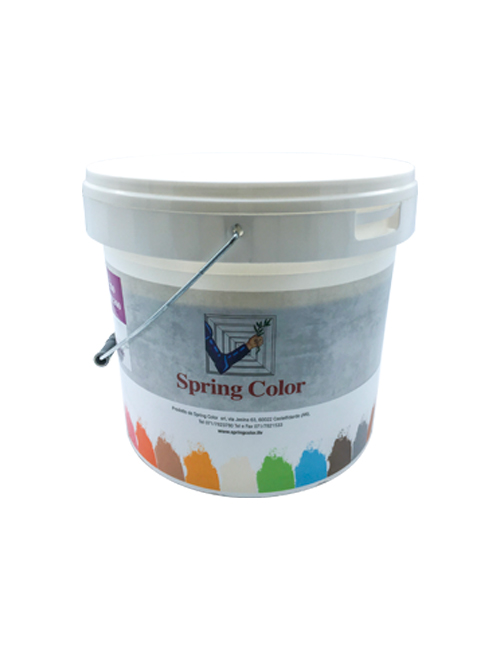 Spring Color Tonachino San Tommaso La Casa di Terra