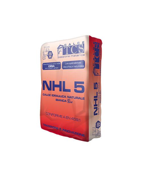 Tcs Legante di pura calce idrauilca Naturale NHL5 La Casa di Terra