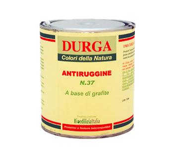 Durga_Antiruggine alla grafite_La Casa di Terra