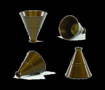 Le Pentole della SALUTE_Filtro Conico Universale per moka 4 tazzine_Linea Caffè_La Casa di Terra