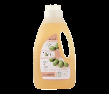Folia_Detersivo Eco Bio per bucato liquido Folia_La Casa di Terra