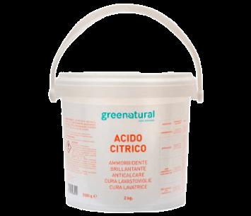 Greenatural_Acido Citrico_La Casa di Terra_