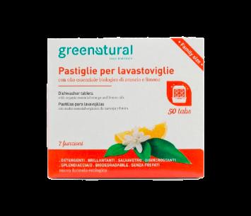 Greenatural_GreenTabs Lavastoviglie_La Casa di Terra