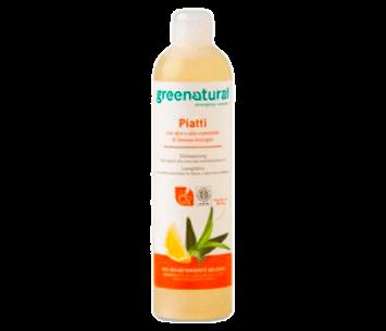 Greenatural_Piatti Aloe & Limone_La Casa di Terra