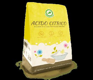 Verdevero_Acido Citrico_La Casa di Terra